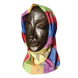 "Foulard-Tube Multi usage ""Pluriel"""