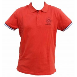 POLO Homme orange L